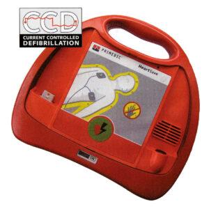 Defibrillatore-semi-automatico